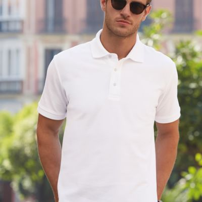 Heavyweight Polo Shirt by Fruit of the Loom Thumbnail